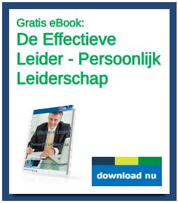 De effectieve leider - Persoonlijk Leiderschap - eBook download