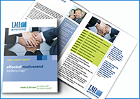 Effectief Motiverend Leiderschap folder