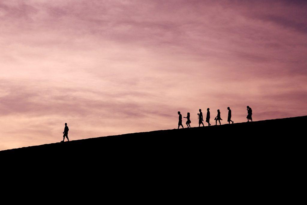 De uitdaging om als leider gevolgd te worden