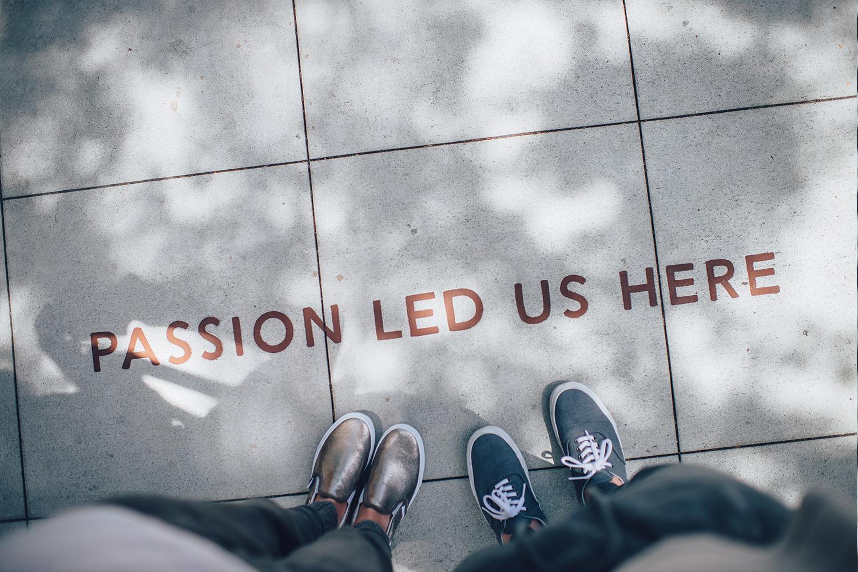 De uitdaging om je passie over te brengen